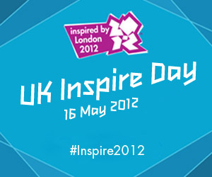 UK Inspire day logo